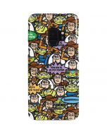 Toy Story Characters Galaxy S9 Lite Case