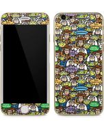 Toy Story Characters iPhone 6/6s Skin