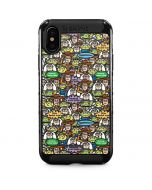 Toy Story Characters iPhone XS Max Cargo Case