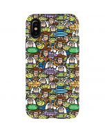 Toy Story Characters iPhone XS Max Pro Case