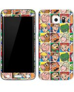 Toy Story Collage Galaxy S6 Edge Skin