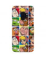 Toy Story Collage Galaxy S9 Lite Case