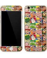 Toy Story Collage iPhone 6/6s Skin