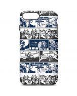 Toy Story Comic Strip iPhone 7 Plus Pro Case