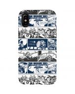 Toy Story Comic Strip iPhone XS Max Pro Case