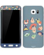 Toy Story Crew Galaxy S6 Edge Skin