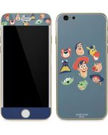 Toy Story Crew iPhone 6/6s Skin
