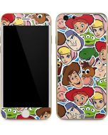 Toy Story Outline iPhone 6/6s Skin