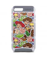 Toy Story Outline iPhone 8 Plus Cargo Case