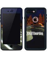 TransWorld Luminescent Skate Park Lights iPhone 8 Plus Waterproof Case