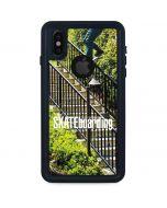 TransWorld SKATEboarding Grind iPhone XS Waterproof Case