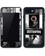 TransWorld SKATEboarding Magazine iPhone 8 Plus Waterproof Case