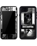 TransWorld SKATEboarding Magazine iPhone 8 Waterproof Case