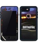 TransWorld SKATEboarding Skate Park Lights iPhone 8 Plus Waterproof Case