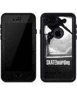TransWorld SKATEboarding Wall Ride iPhone 8 Waterproof Case