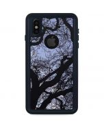 Tree Branches iPhone X Waterproof Case