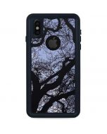 Tree Branches iPhone XS Waterproof Case