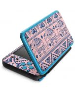 Tribal Elephant Pink 2DS XL (2017) Skin