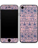 Tribal Elephant Pink iPhone 7 Skin
