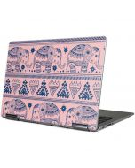 Tribal Elephant Pink Yoga 710 14in Skin