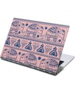 Tribal Elephant Pink Yoga 910 2-in-1 14in Touch-Screen Skin