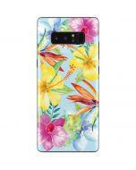 Tropical Daze Galaxy Note 8 Skin