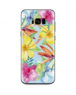 Tropical Daze Galaxy S8 Skin