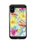 Tropical Daze iPhone X Cargo Case