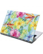 Tropical Daze Yoga 910 2-in-1 14in Touch-Screen Skin