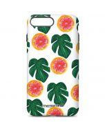 Tropical Leaves and Citrus iPhone 7 Plus Pro Case