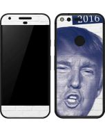 Trump 2016 Google Pixel Skin