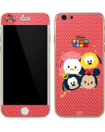 Tsum Tsum Disney Friends iPhone 6/6s Skin