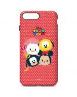 Tsum Tsum Disney Friends iPhone 8 Plus Pro Case