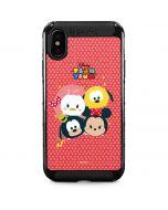 Tsum Tsum Disney Friends iPhone XS Max Cargo Case