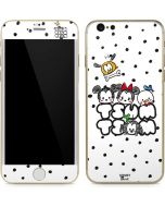 Tsum Tsum iPhone 6/6s Skin