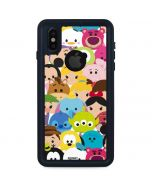 Tsum Tsum Up Close iPhone XS Waterproof Case
