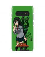 Tsuyu Frog Girl Galaxy S10 Plus Pro Case