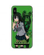 Tsuyu Frog Girl iPhone XS Skin