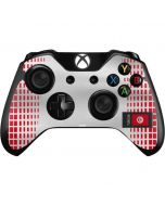 Tunisia Soccer Flag Xbox One Controller Skin