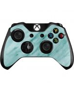 Turquoise Marble Xbox One Controller Skin
