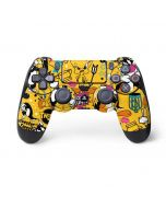 Tweety and Sylvester Patches PS4 Controller Skin