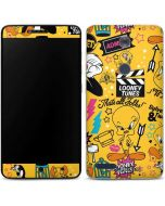 Tweety and Sylvester Patches ZTE ZMAX Pro Skin