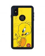 Tweety Bird Double iPhone X Waterproof Case