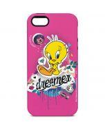 Tweety Bird Dreamer iPhone 5/5s/SE Pro Case