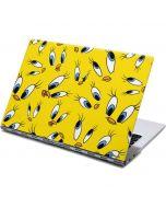Tweety Bird Super Sized Pattern Yoga 910 2-in-1 14in Touch-Screen Skin
