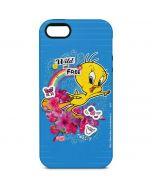 Tweety Bird Wild and Free iPhone 5/5s/SE Pro Case