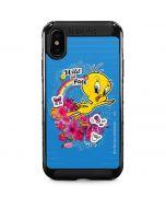 Tweety Bird Wild and Free iPhone XS Max Cargo Case