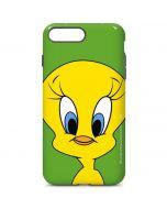 Tweety Bird Zoomed In iPhone 7 Plus Pro Case