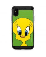 Tweety Bird Zoomed In iPhone XS Max Cargo Case