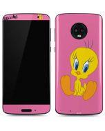 Tweety Pinky Moto G6 Skin